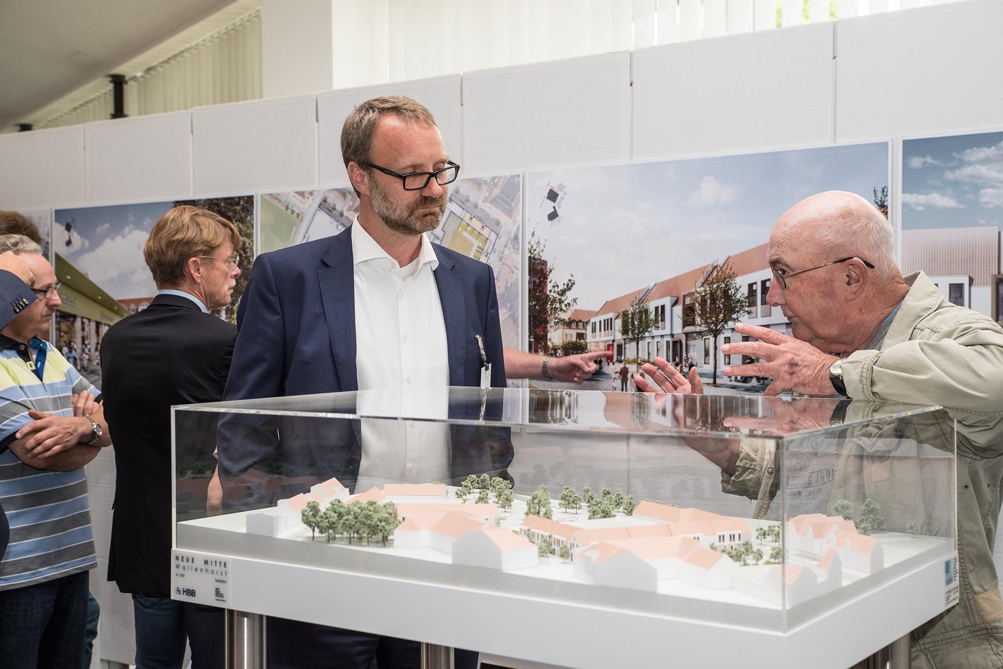 Architekt Wallenhorst informieren um entscheiden zu können